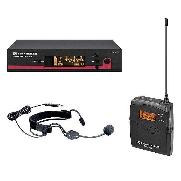 Microfone Headset Sennheiser EW 152 G3