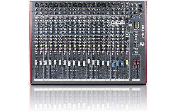 Allen&Heath Mixer Zed-22 FX