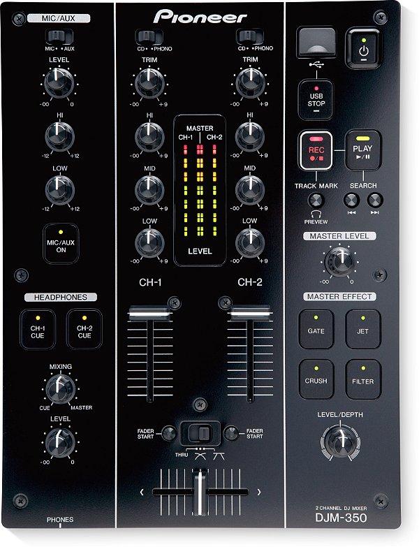 DJ Mixer Pioneer DJM 350