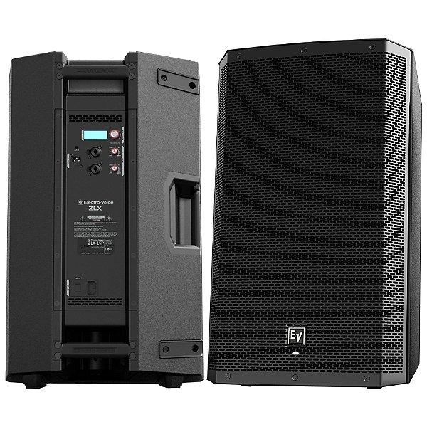 Caixa de Som Electro Voice EV ZLX 15P