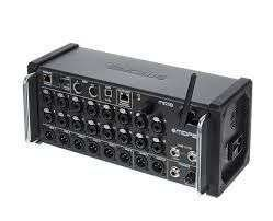 MESA DE SOM DIGITAL MIDAS MR18 RACK