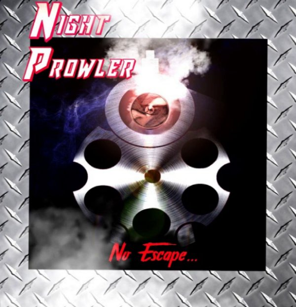 CD Night Prowler - No Escape