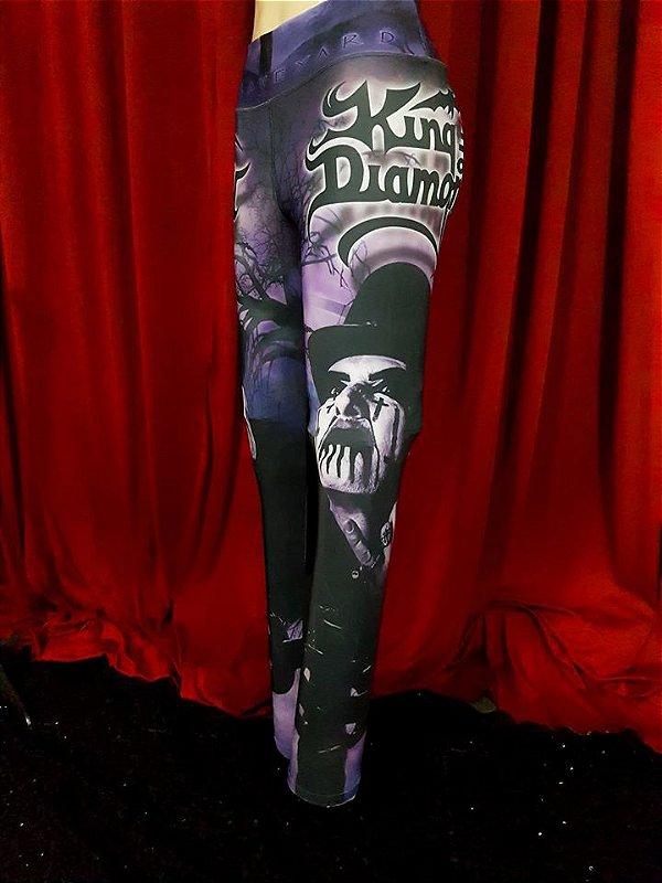 Legging King Diamond - Peça Exclusiva