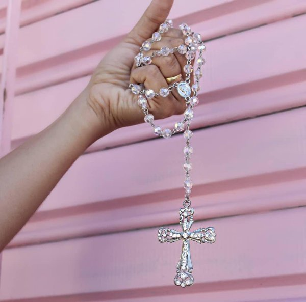 Terço Cristais