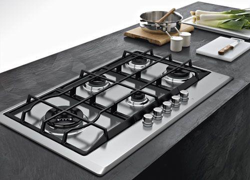 Cooktop em Inox Franke Multicooking 90G LTC 5B 90cm 220V -