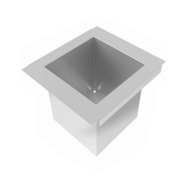 Mini-Horta DeBacco 15cm - Acessório Canal Organizador