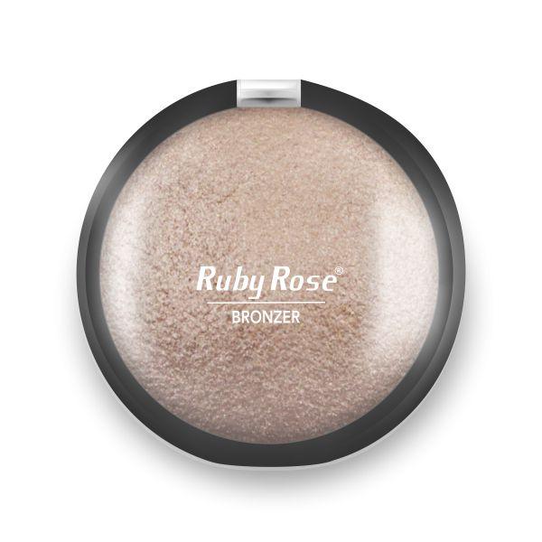 Rubi Rose - Pó Bronzeador - 01 HB7213 Champagne