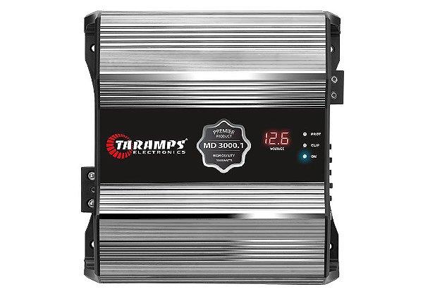 Modulo Taramps Md 3000.1 Premier  3000w Amplificador