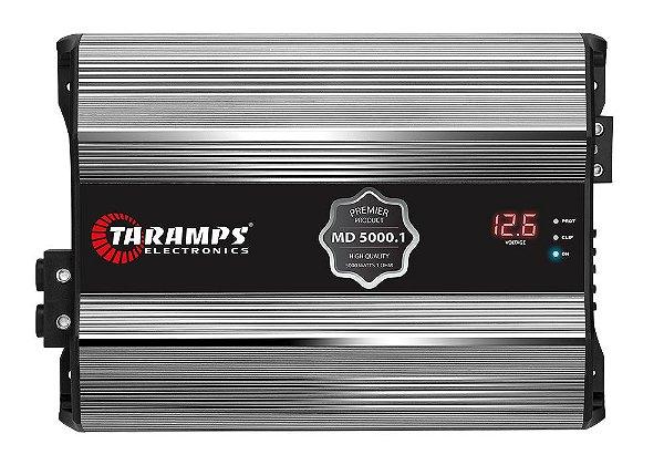 Módulo Taramps Md 5000.1 Premier  5000w Automotivo