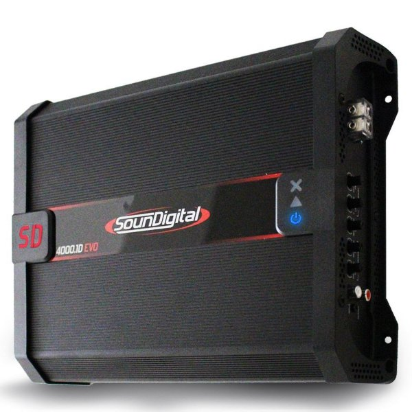 Módulo Soundigital SD 4000.1D EVO