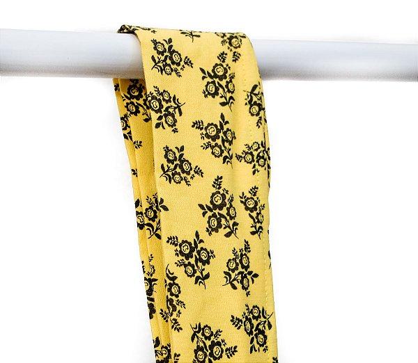 Faixa Amarelo Florzinha
