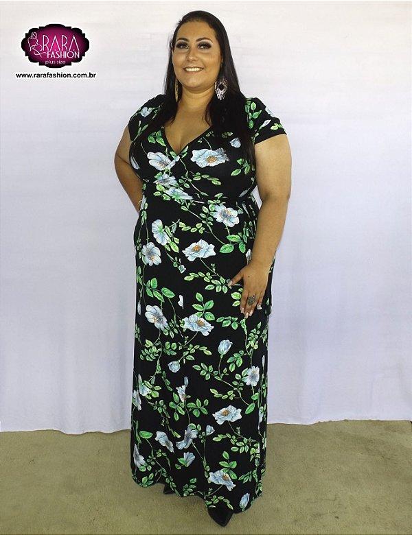 e19ab0db21a Vestido Longo Art Plus Size