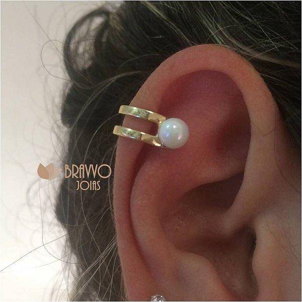 Piercing Pérola - Ouro  - 1PÇ