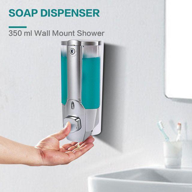 Dispenser de Sabão shampoo condicionador
