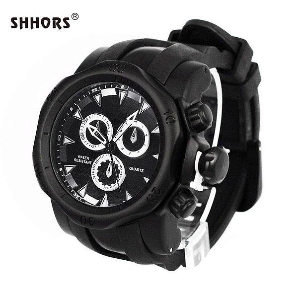 Relógio Army Shhors 2173 cor Preto