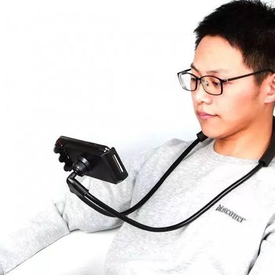 Suporte Individual de Pescoço Veicular Articulado para Celular MBtech