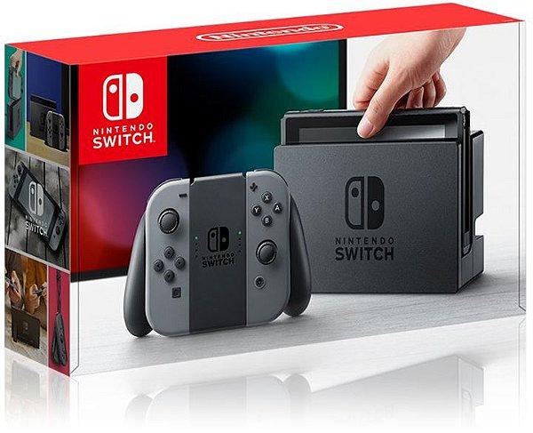 Nintendo Switch 32GB Gray USA
