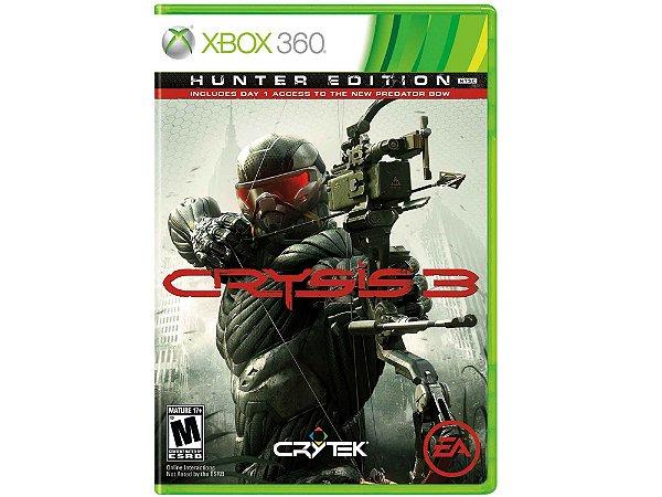 Crysis 3 Hunter Edition - XBOX 360