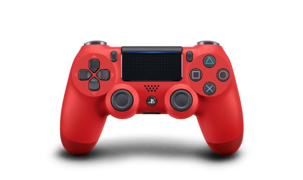 Controle Sony DualShock 4 ( MAGMA RED )