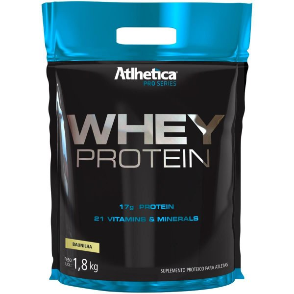 Whey protein pro series 1,8kg chocolate Atlhetica