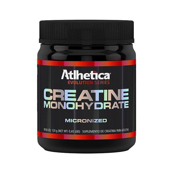 Creatina monohydrate micronized 120g Atlhetica