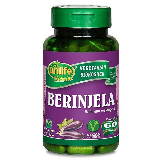 Berinjela 60caps 350 mg Unilife