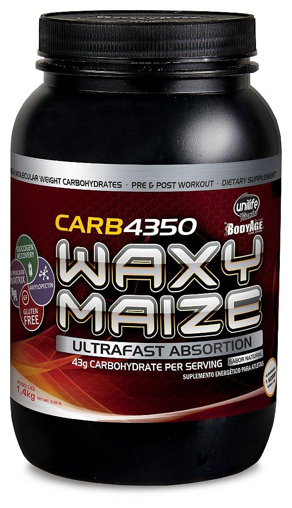 Waxy maze sabor guaraná com açaí - 1,4 kg - Unilife
