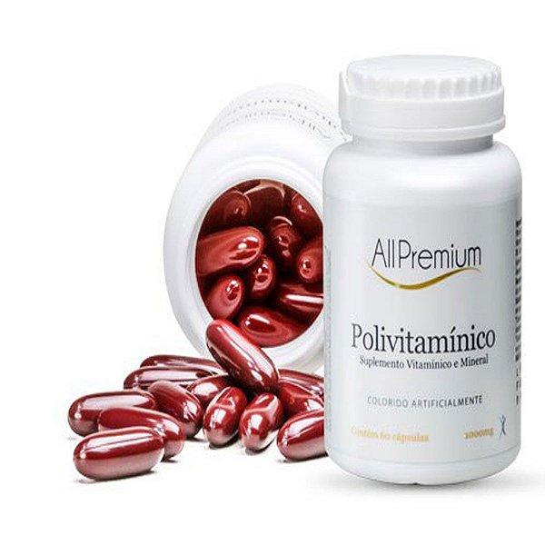Polivitaminico 60capsulas 1000mg - Allpremium