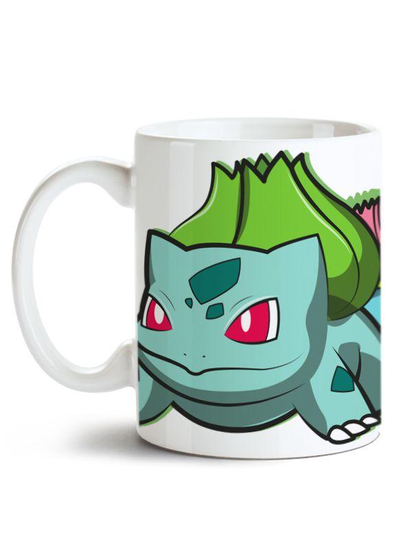 Caneca Pokémon - Bulbasaur