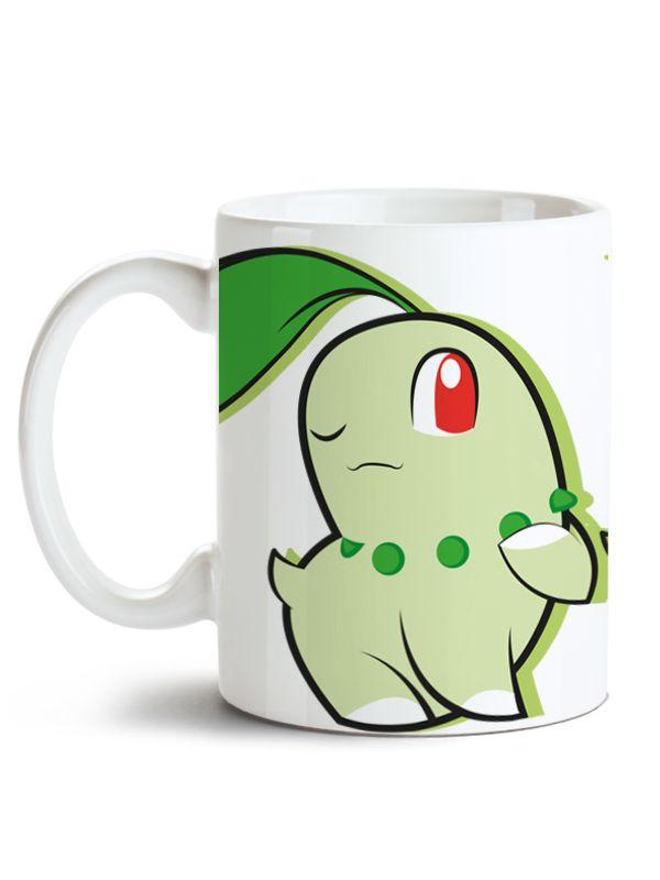 Caneca Pokémon Chikorita