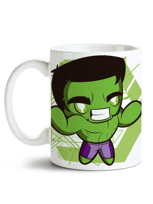 Caneca Vingadores - Hulk