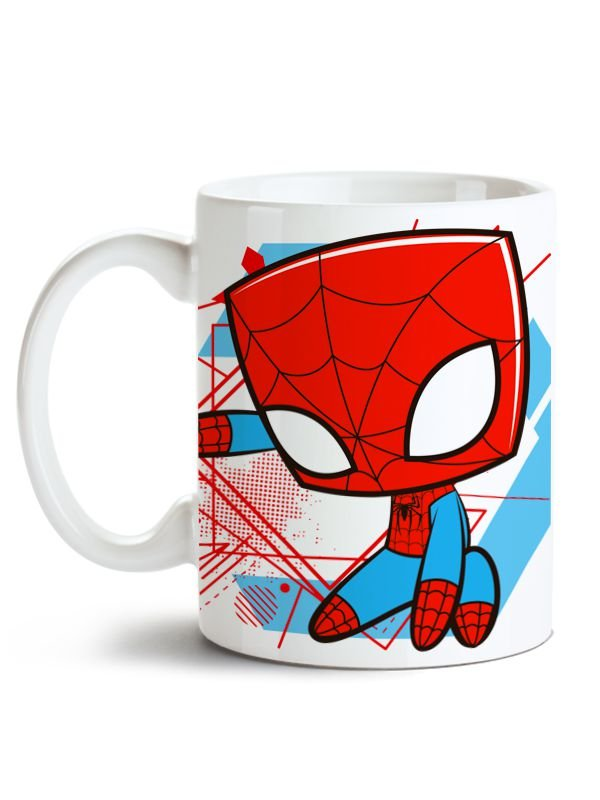 Caneca Heróis - Homem Aranha