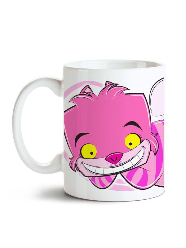 Caneca Gato Alice