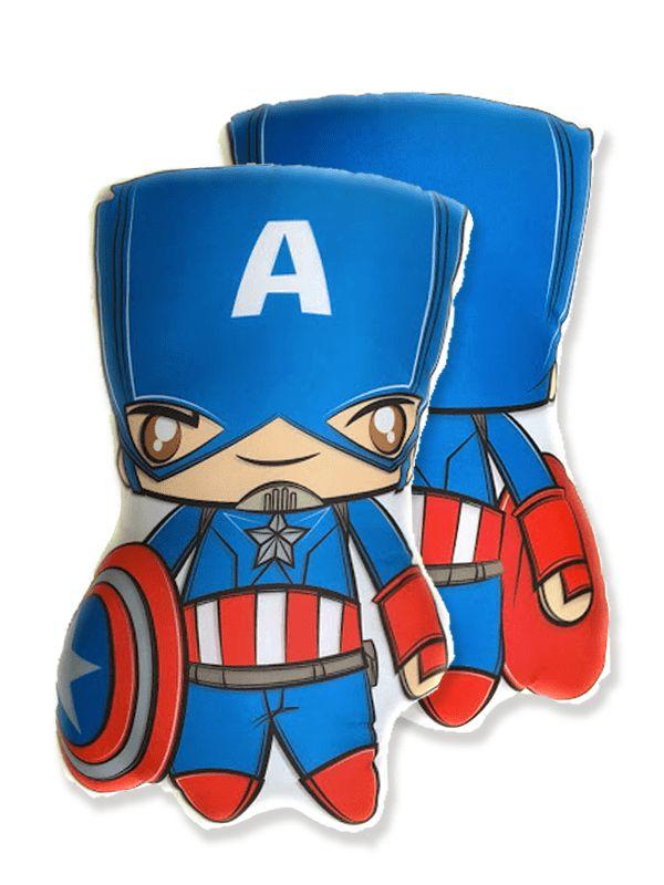 Almofada Vingadores - Capitão América