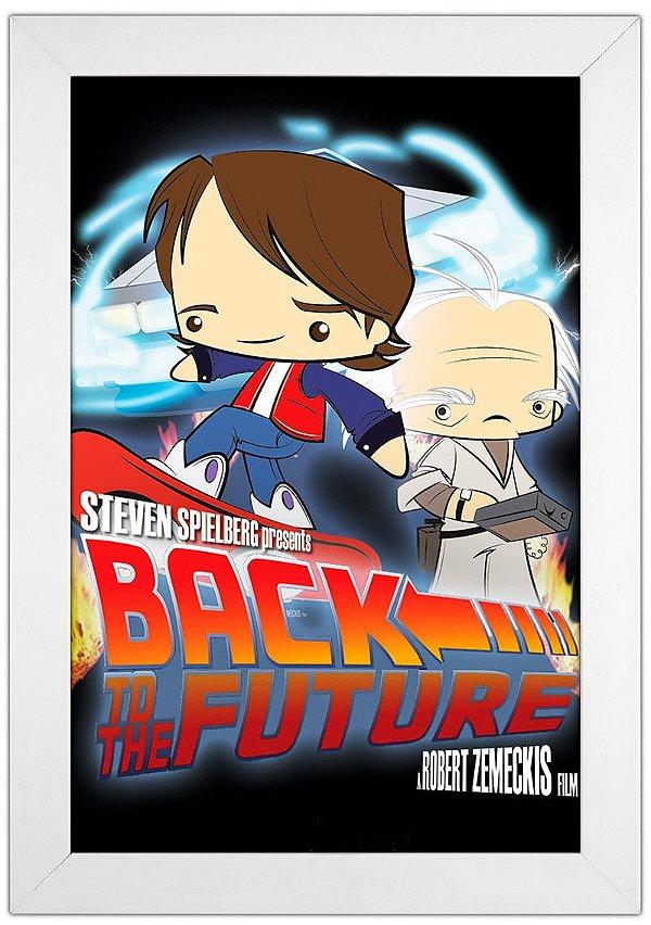 Poster De Volta Para o Futuro