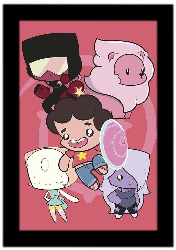 Poster Steven Universo
