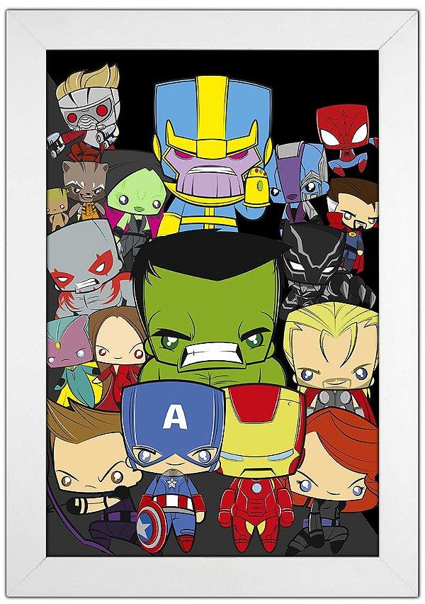 Poster Vingadores