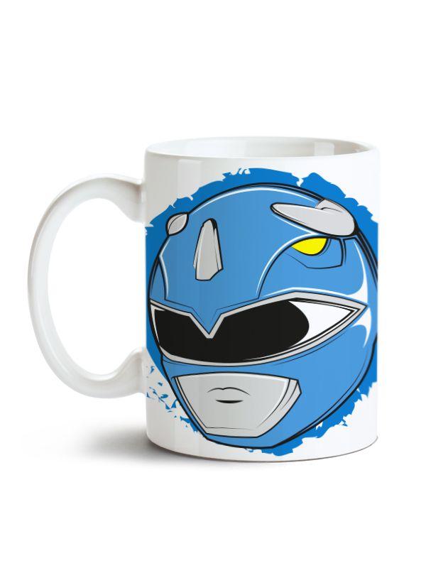 Caneca Power Rangers - Ranger Azul