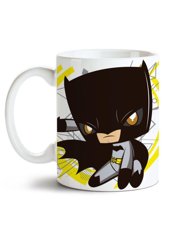 Caneca Liga da Justiça  - Batman
