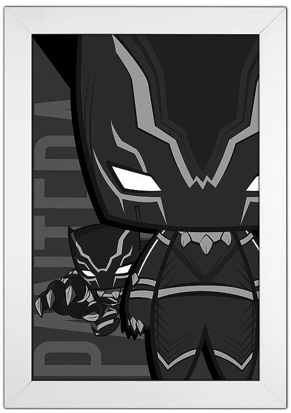 Poster Pantera Negra