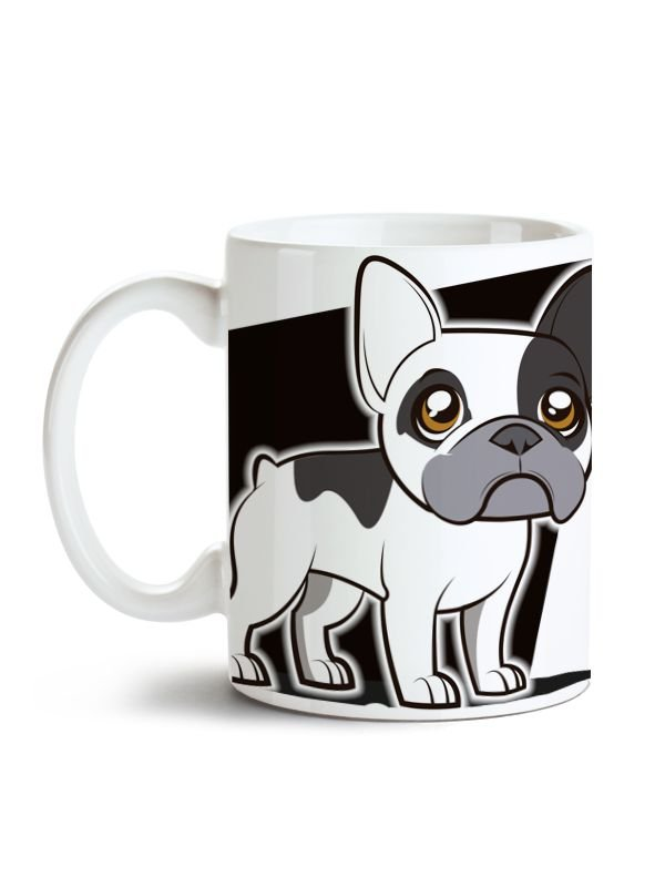 Caneca Pet - Bulldog Francês