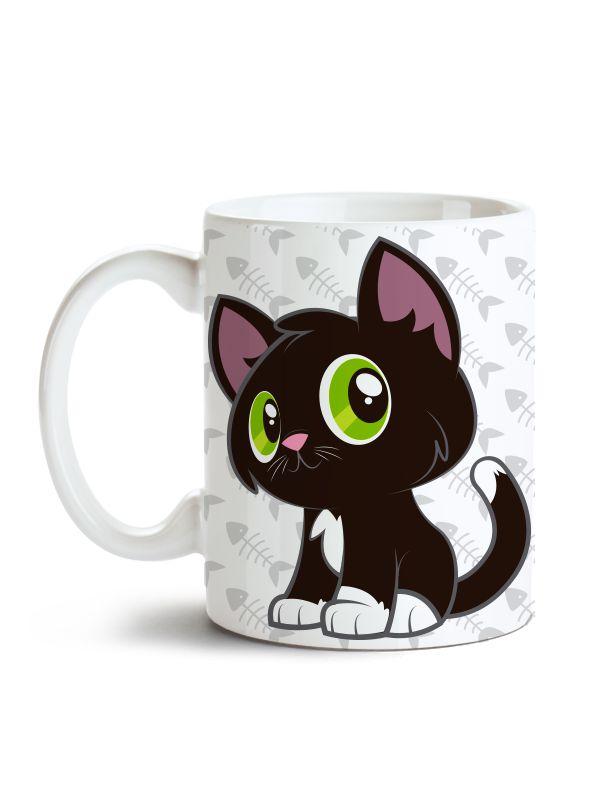 Caneca pet - Meu Gato Preto