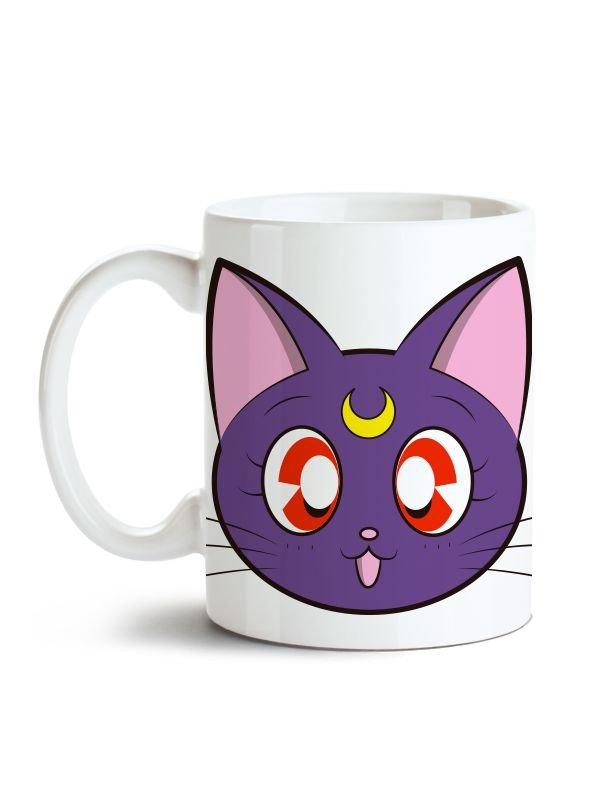 Caneca Sailor Moon - Luna