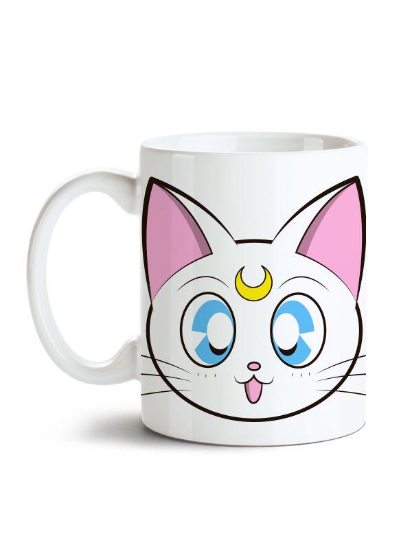 Caneca Sailor Moon - Artemis