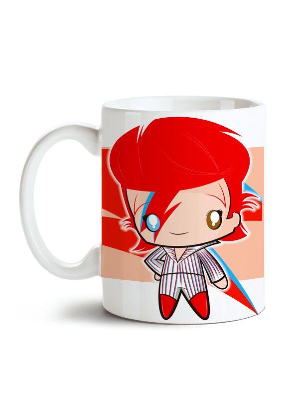 Caneca David Bowie