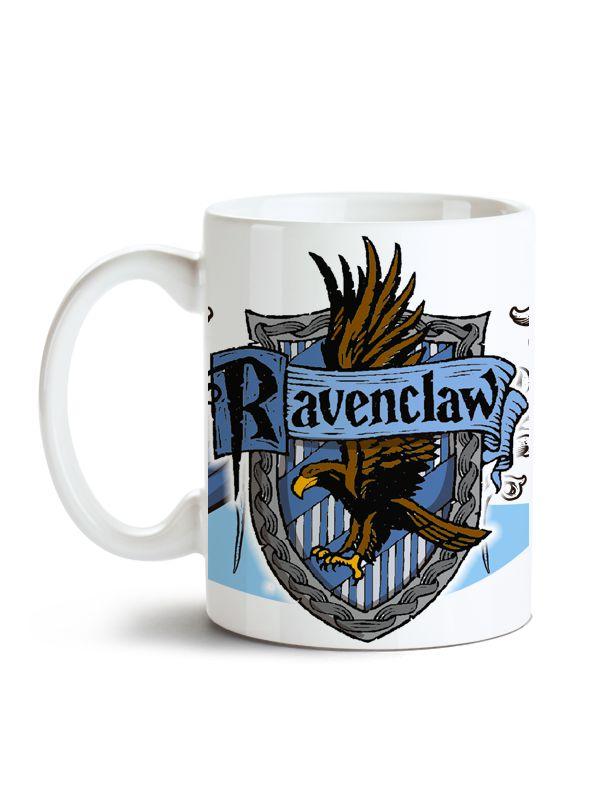 Caneca Harry Potter - Hogwarts Corvinal