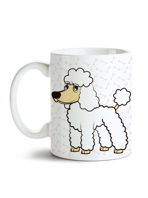 Caneca Pet - Poodle