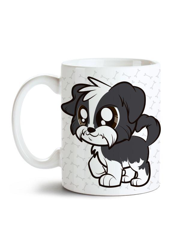 Caneca Pet Shih-Tzu