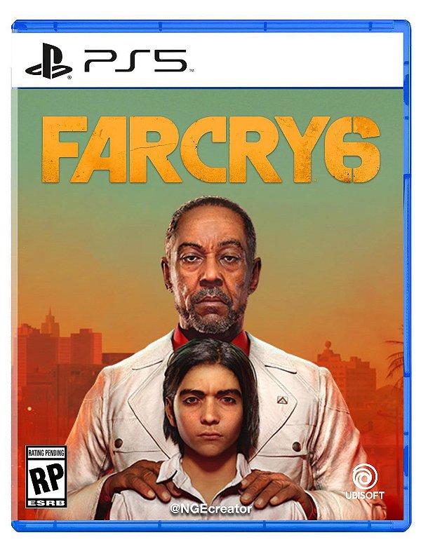 Far Cry 6 - PS5 (pré-venda)