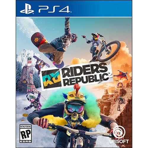 Riders Republic - PS4 (pré-venda)